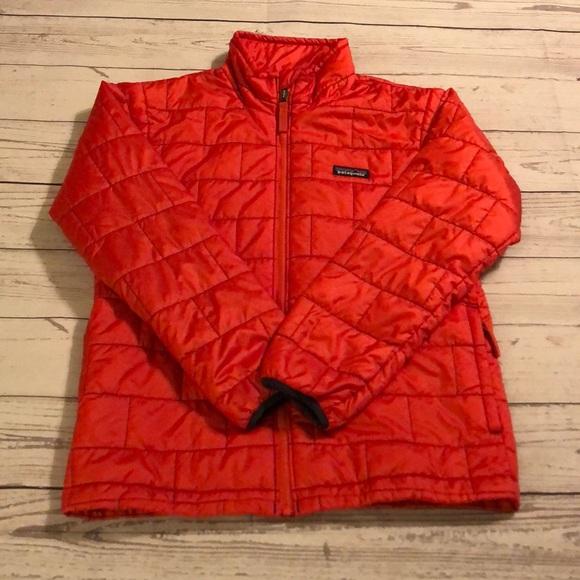 71e54133 Patagonia Jackets & Coats   Copper Boys Nano Puff Jacket   Poshmark